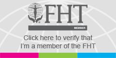 Association of Reflexologists logo